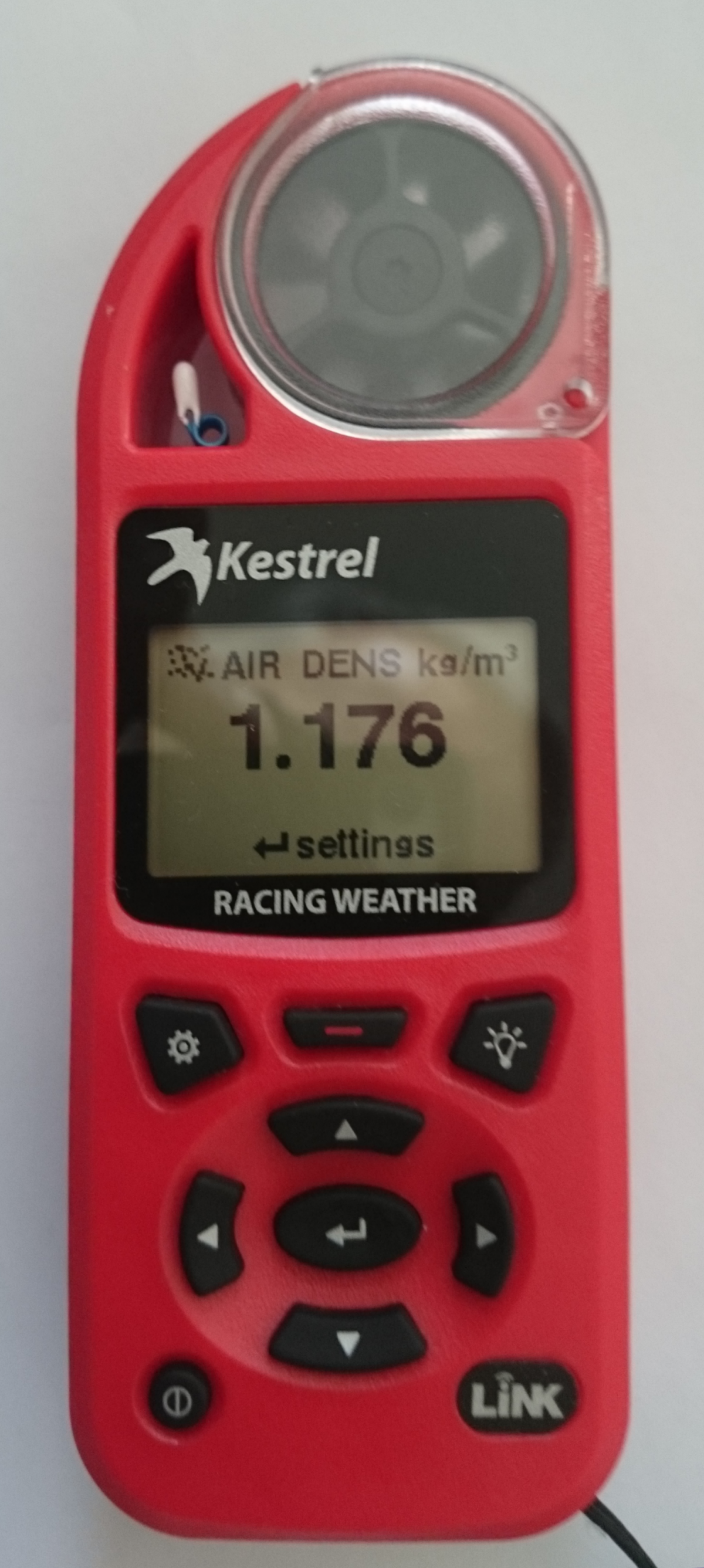 Weather station for obtaining local data